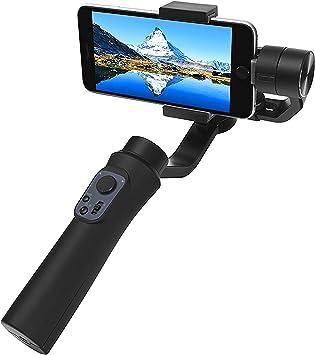 DynaSun W310 Gimbal - Estabilizador para Smartphone (3 Ejes, máx ...