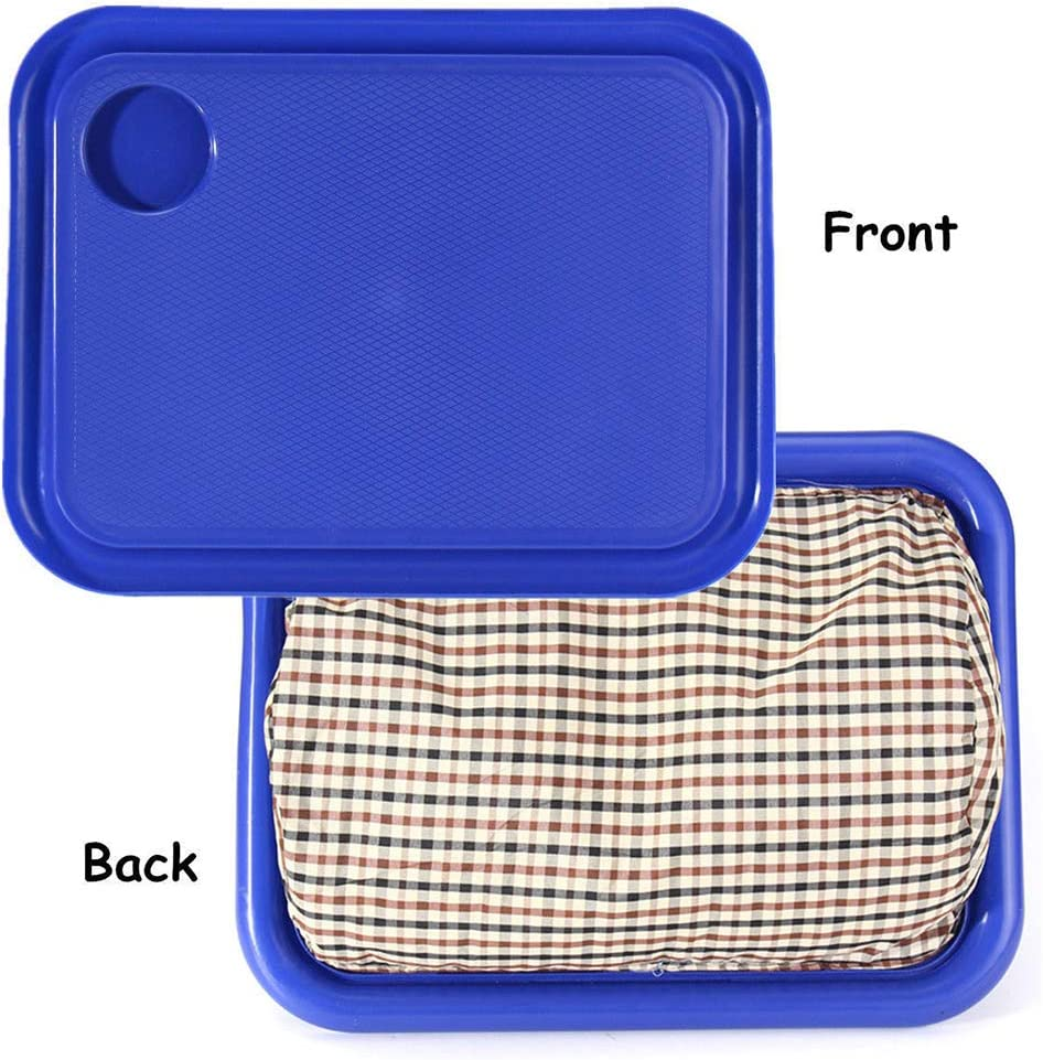 Composing Or Card Playing,Black Handy Lap Tray with Beanbag Base Gives You A Level Surface for Perusing Eating