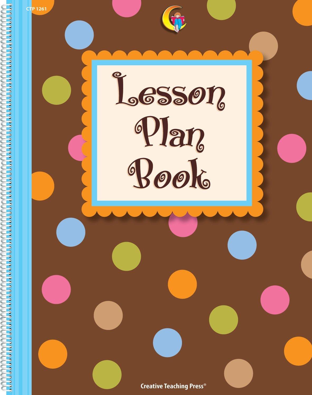 Creative Teaching Press Dots on Chocolate Lesson Plan Book (1261)