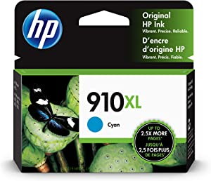 HP 910XL | Ink Cartridge | Cyan | 3YL62AN
