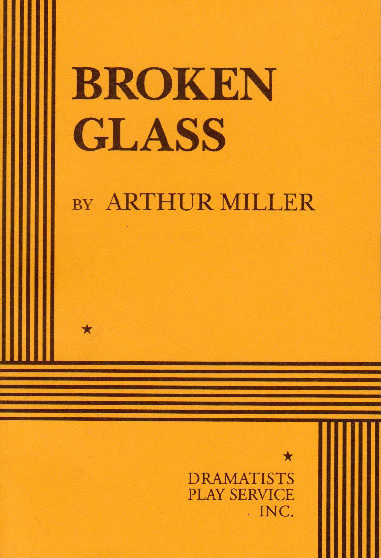 Broken Glass Penguin Arthur Miller product image