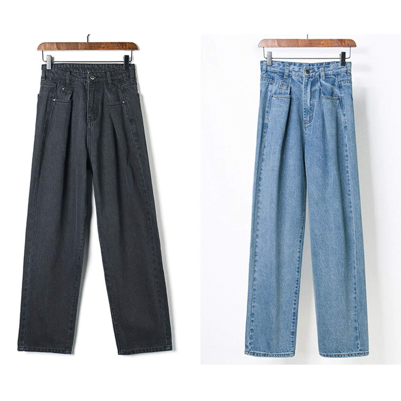 Amazon.com: Boyfriend Jeans - Pantalones vaqueros para mujer ...