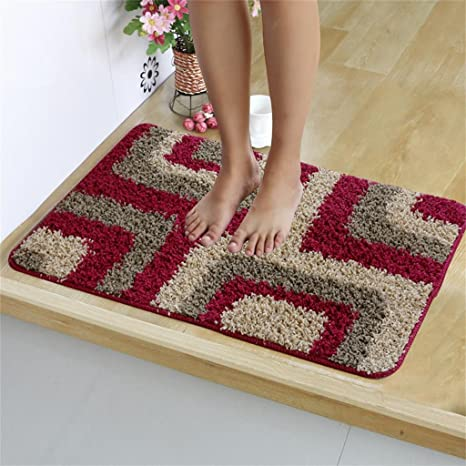Alfombra de sofá Baño Tapetes alfombras de la puerta de ...