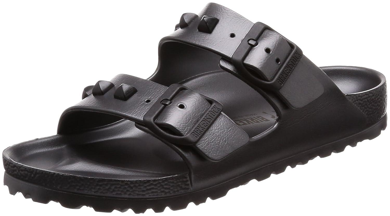 01d75cb1fe6 Birkenstock Arizona EVA Narrow - Studded Anthracite 1006839 (Grey) Womens Sandals  37 EU  Amazon.com.au  Fashion