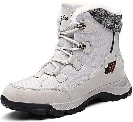 Xiao-Jing 35 47 Boots Winter Warm