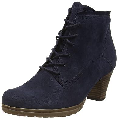Gabor Damen Comfort Basic Stiefel  40.5 EUBlau (Ocean(s.n/A.ma/Mi))