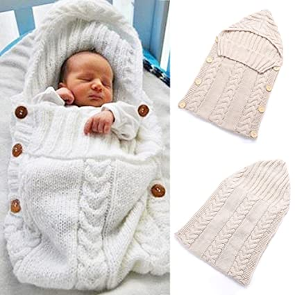 Amazon Com Favolook Newborn Baby Wrap Swaddle Blanket Kids Toddler