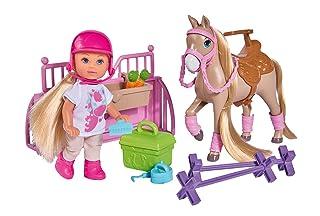 Simba 105733274Evi Love Holiday Horse Gioco Bambola Simba Toys