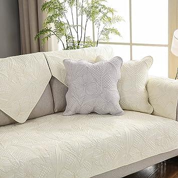 Amazon.com: Funda de sofá de algodón para todas las ...