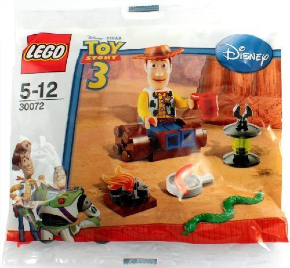 Lego Toy Story 3 Mini Set 30072: Woody's Camp Out (UK Exclusive)