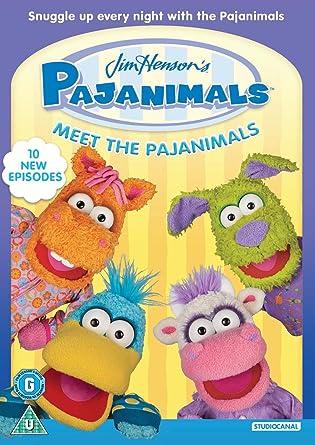 2f493fff7d Pajanimals - Meet The Pajanimals  DVD   Amazon.co.uk  DVD   Blu-ray