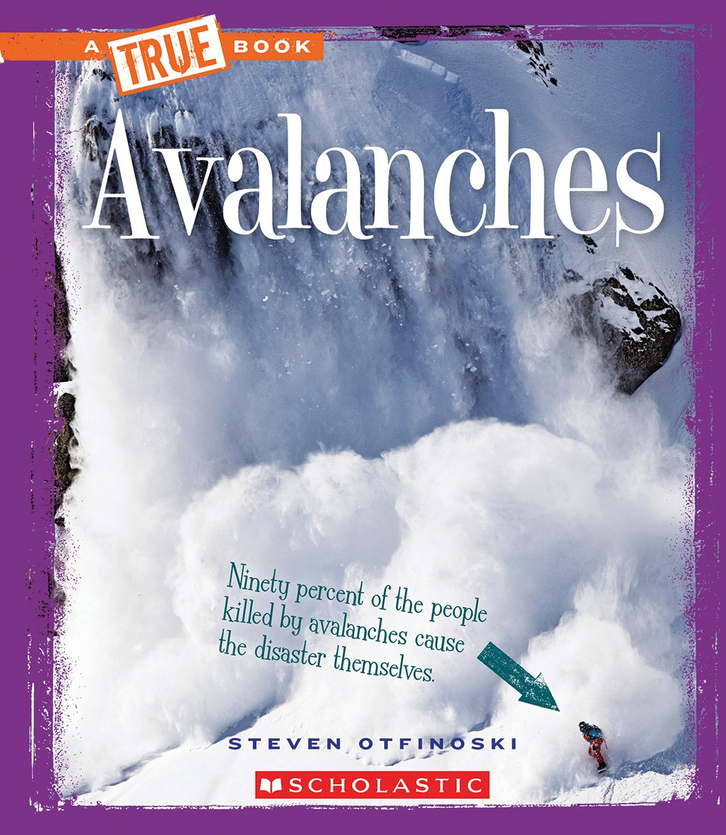 Read Online Avalanches (True Bookextreme Earth) PDF