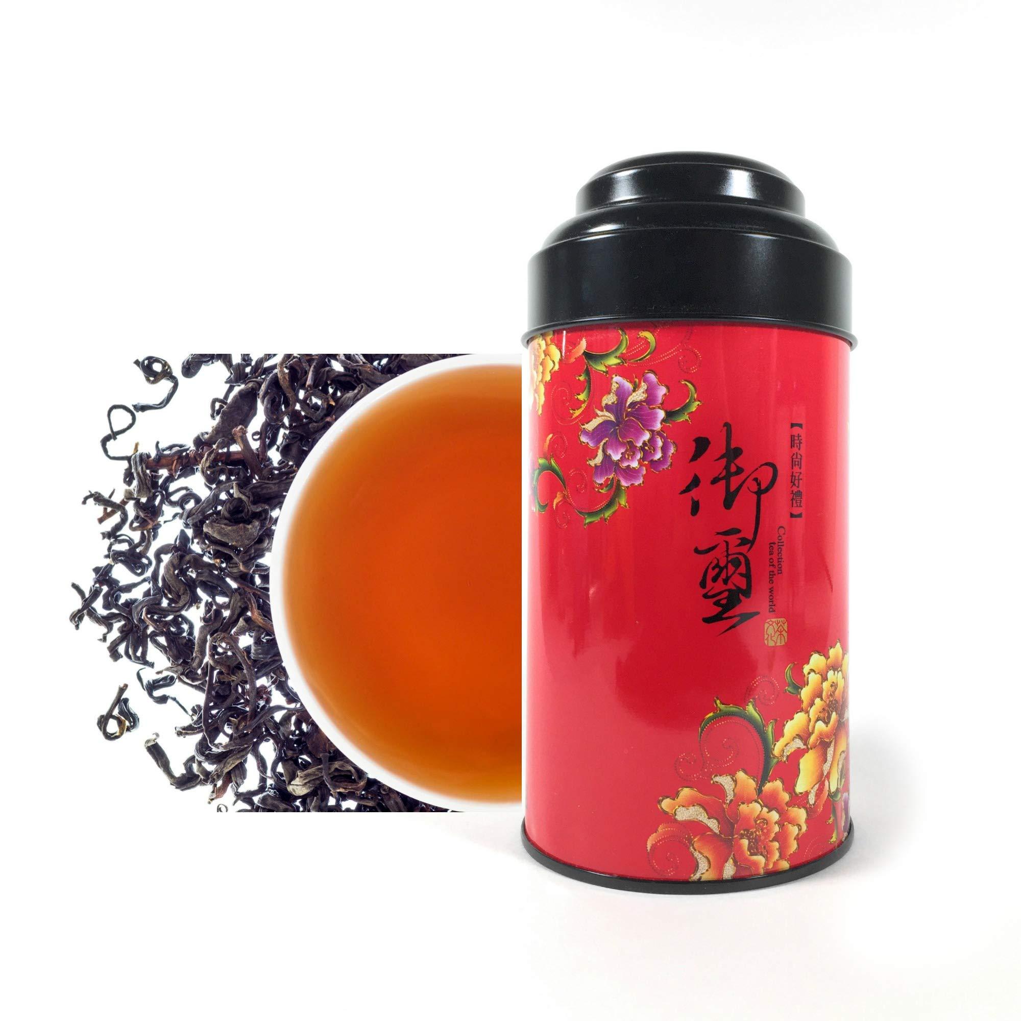 Taiwan Oolong Tea Red Oolong 2018 Fresh Harvest Natural Whole Loose Leaf Tea No Additives Genuine Taiwanese Farm Direct