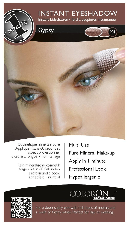 Amazon.com : ColorOn Professional Instant Eyeshadow Gypsy Duo ...