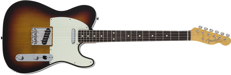 人気TOP Fender エレキギター MIJ Traditional '60s Left-Hand Telecaster® Custom Telecaster® Left-Hand Rosewood エレキギター Torino Red B075DHG3Y5 3カラーサンバースト 3カラーサンバースト, 博多のかくし味:0dd8a04c --- vrpawar.in