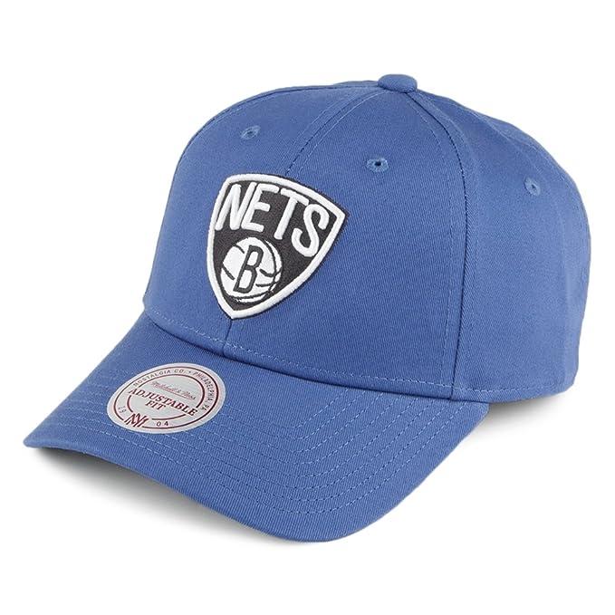Gorra béisbol Team Logo Pro Brooklyn Nets Mitchell   Ness-Azul Marino -  Ajustable 202930995a4