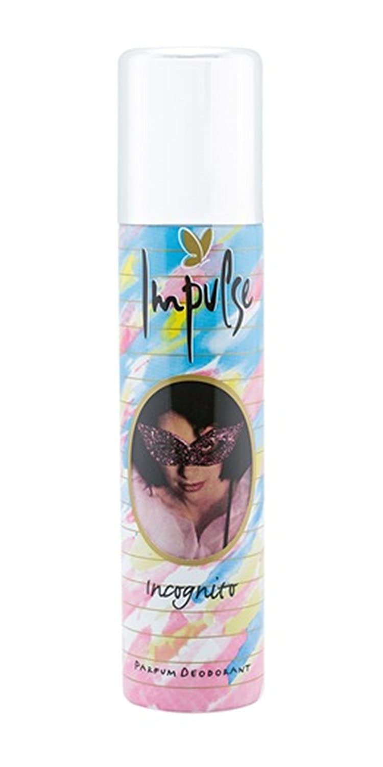 Impulse Incognito Deodorant Spray 100 ml Unilever