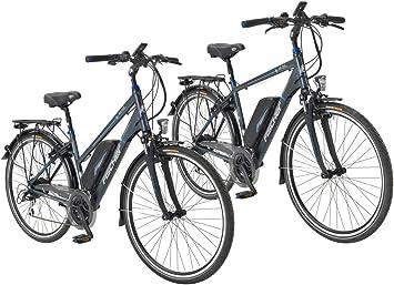 Fischer fahrraeder Sparset: 2 Trekking de S de bicicletas en doble ...