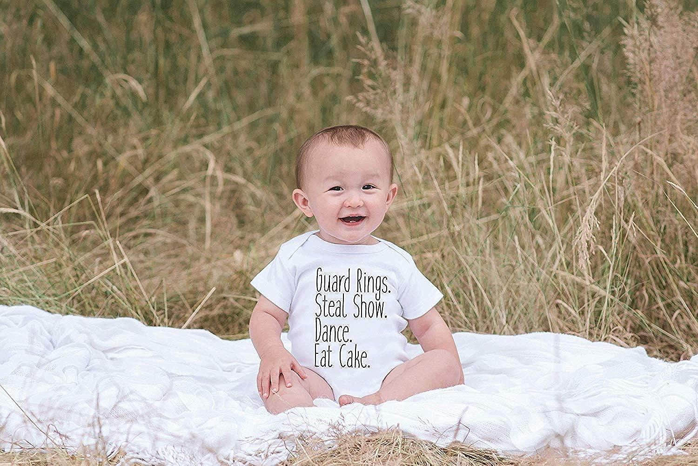 Onesie Patrol Petal Baby Boy S Funny Ring Bearer Wedding Onepiece