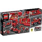 LEGO Speed Champions F14 T & Scuderia Ferrari Truck 75913 (Color: Multi-colored)