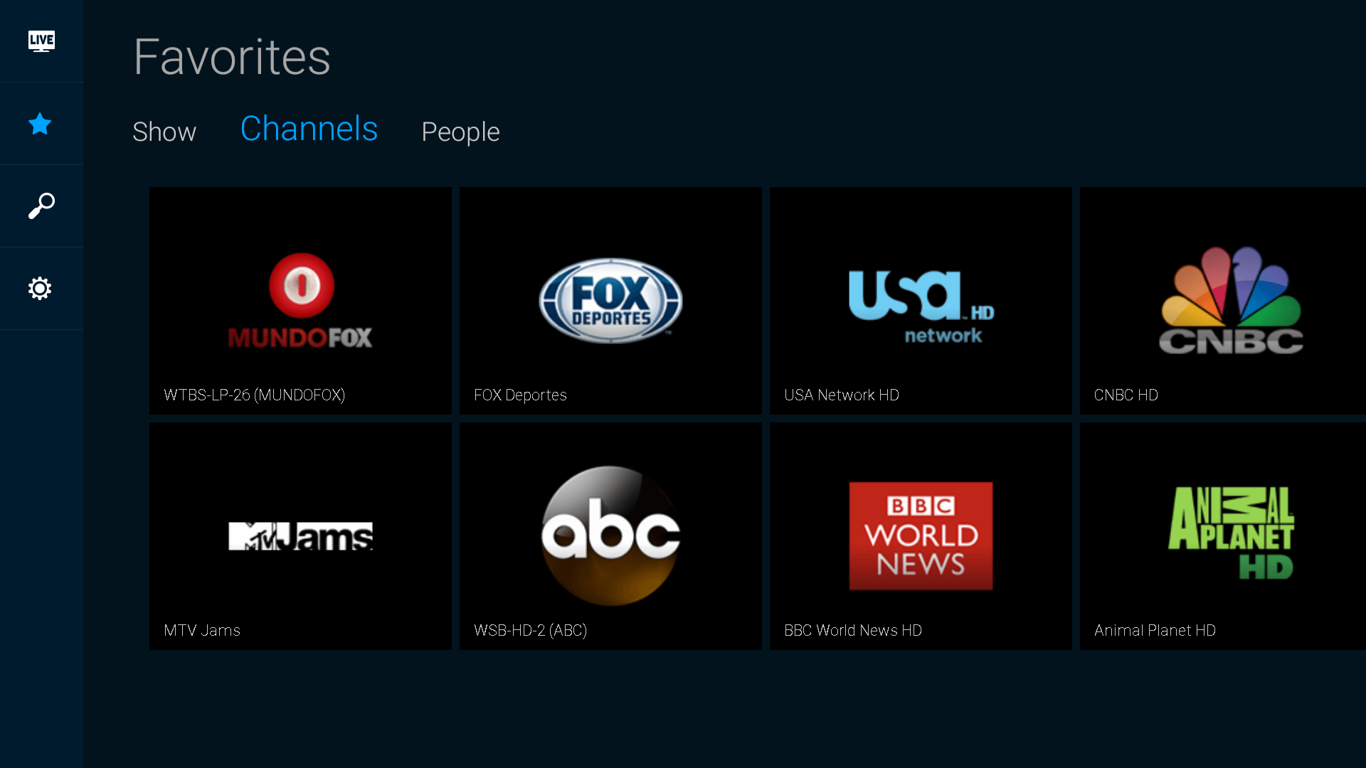 amazon com u verse for fire tv appstore for android