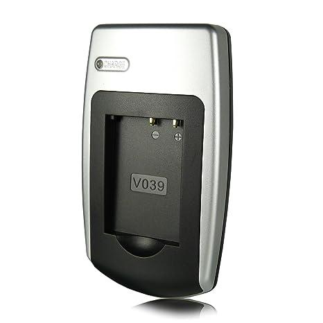 Slim USB Cargador, Cargador de Coche para Canon NB-7L ...