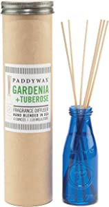 Paddywax Relish Collection Reed Oil Diffuser Set, Gardenia & Tuberose
