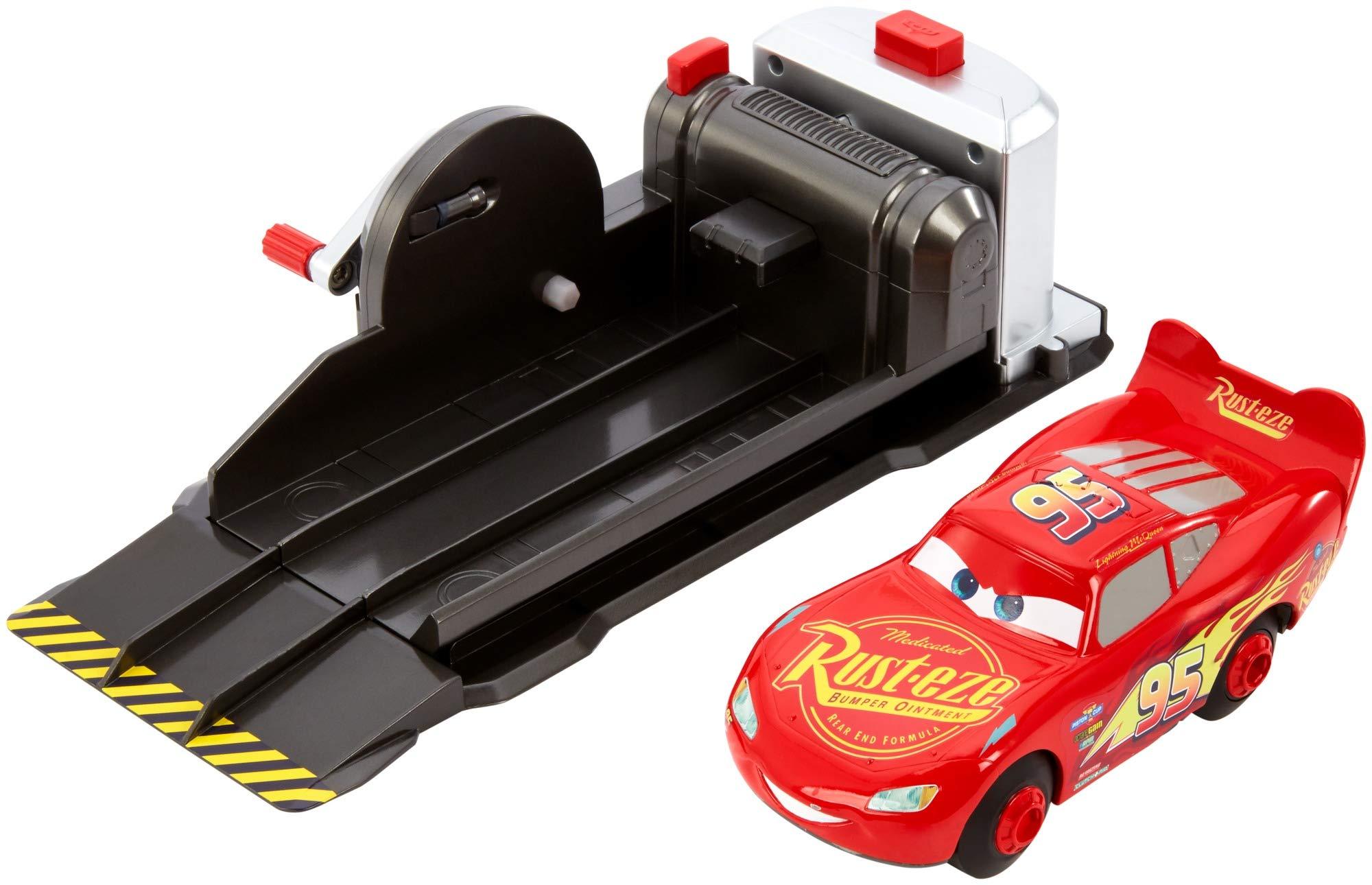Disney Pixar Cars Stunt & Skills Lightning McQueen