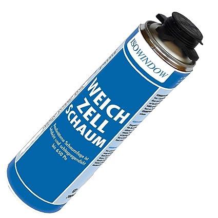 isocell ISO Window weichzell Espuma 750 ml