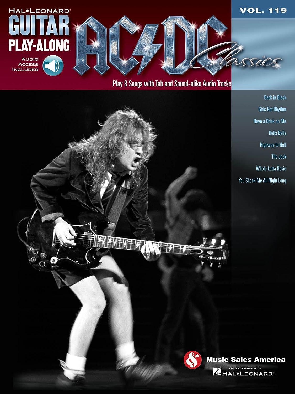 Guitar Play-Along Volume 119: AC/DC Classics. Partituras, CD para ...