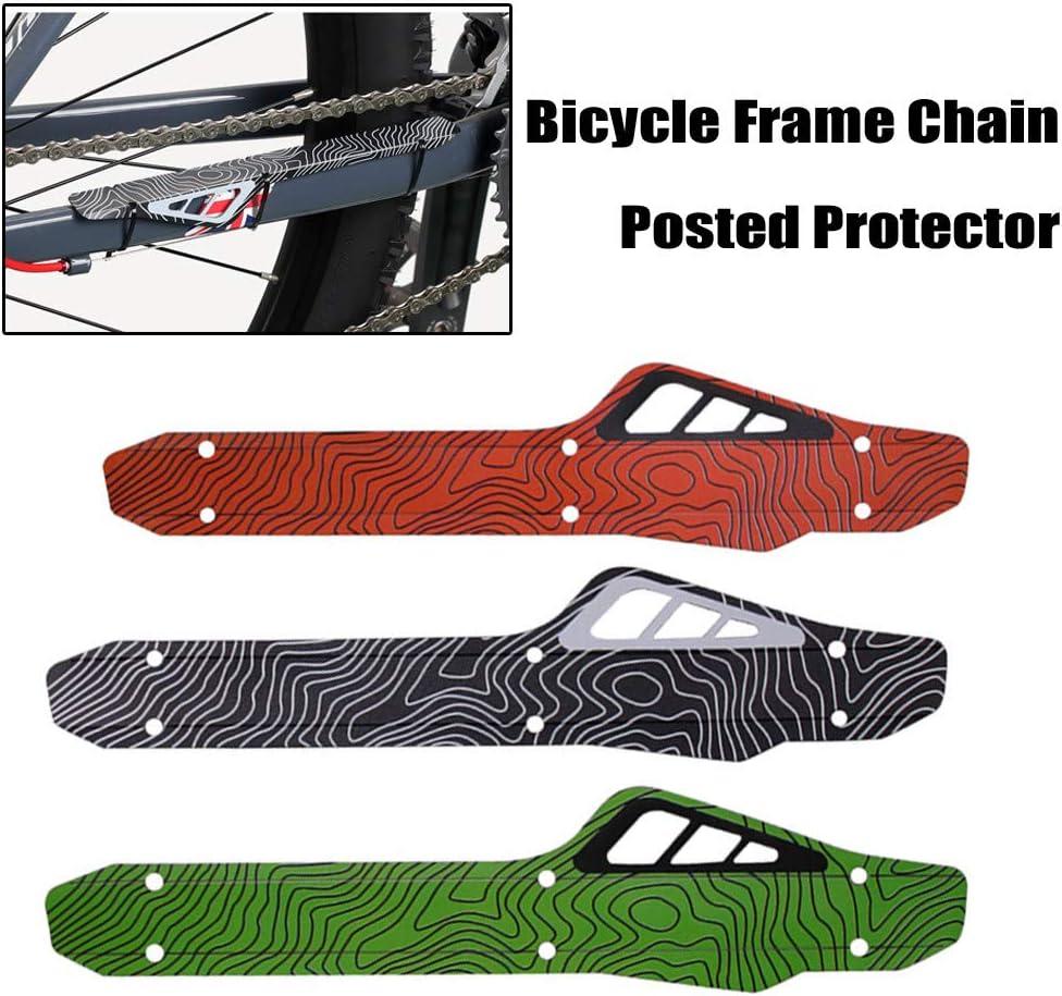 Frame Chain Stay Protector Abdeckung Guard Pad Fahrrad Guard Chain Z3D0