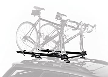 Thule 515 Prologue Fork Mount Rooftop Bike Carrier (2 Pack)
