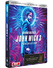 John Wick Parabellum SteelBook 4K Ultra HD