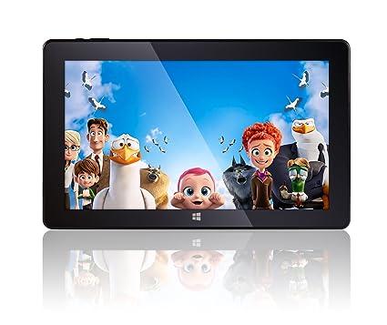 amazon com 10 windows 10 by fusion5 ultra slim design windows rh amazon com Laptop Computer Apple Tablet PC