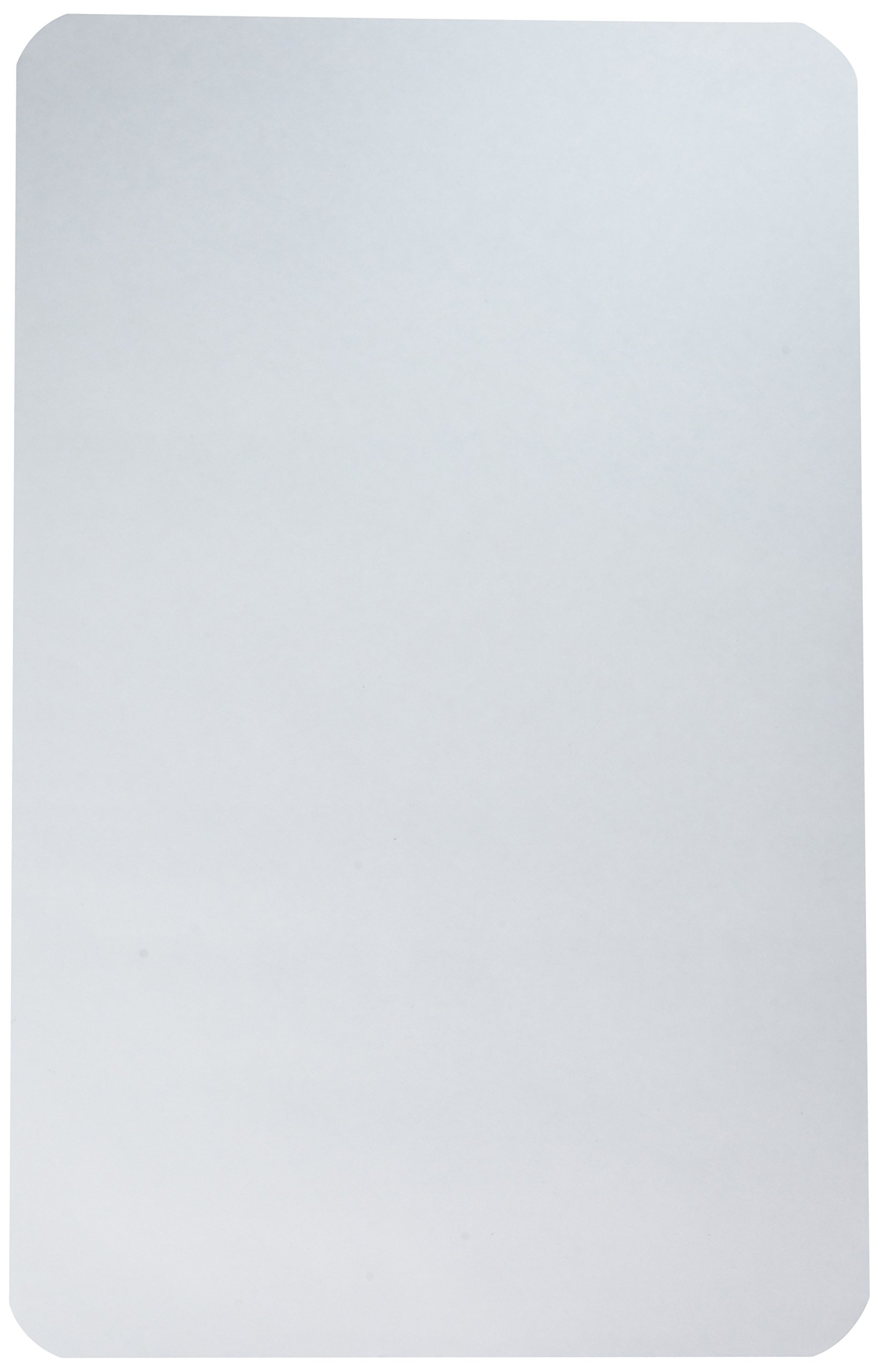 Medicom 5597 Dental Tray Cover, Paper Stock, 11'' x 17-1/2'' Size, White (Pack of 1000)