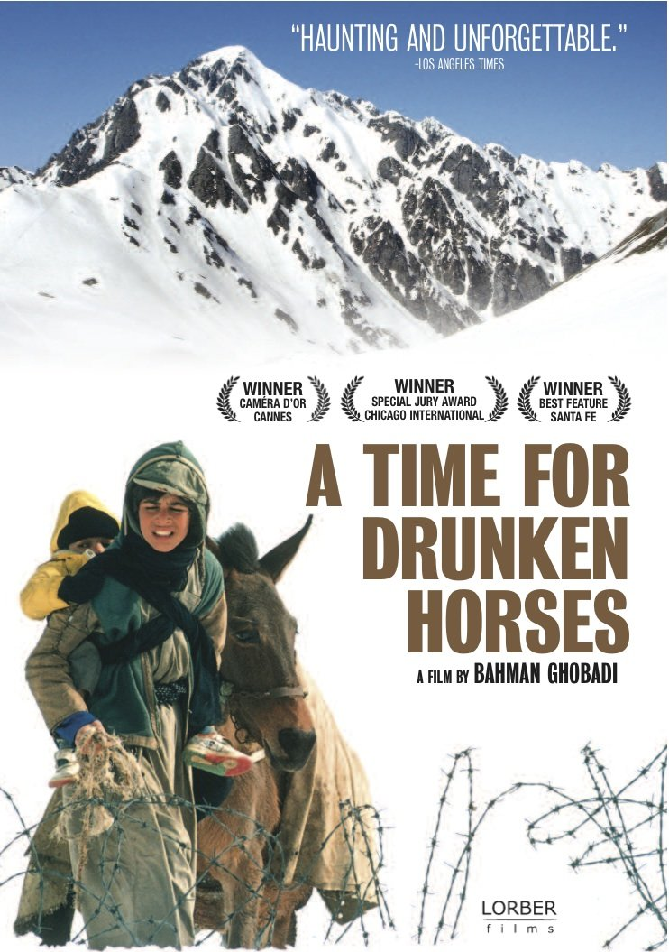 DVD : Madi Ekhtiar-dini - A Time For Drunken Horses (DVD)
