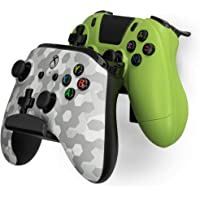 The Atlas - Brainwavz Dual Universal Game Controller Wall Mount Holder Compatible with Xbox ONE, Series X, PS5, PS4, PS3…