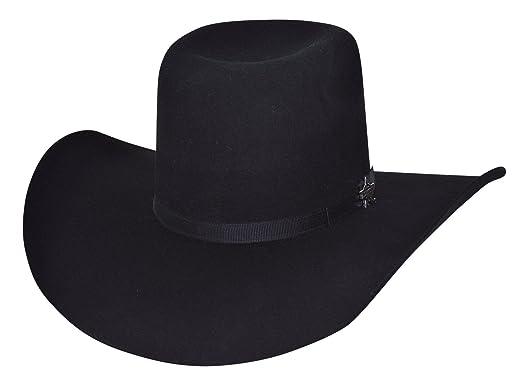 ee95f6fddee08 Bullhide PBR Chute Boss 8X Felt Cowboy Hat 0765 at Amazon Men s Clothing  store