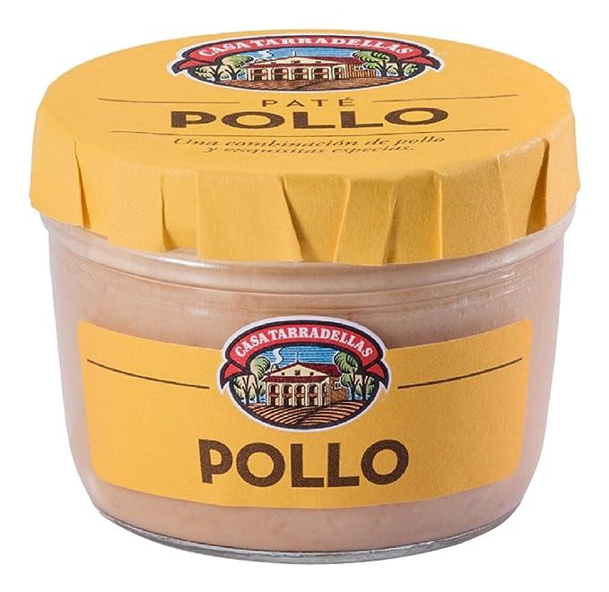 Casa Tarradellas Paté de Pollo - 125 gr: Amazon.es: Alimentación y ...