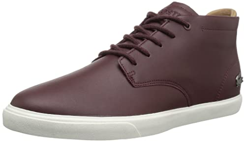 59f677486514 Lacoste Espere Chukka 317 1 Sneaker Brown 12 D(M) US  Buy Online at Low  Prices in India - Amazon.in