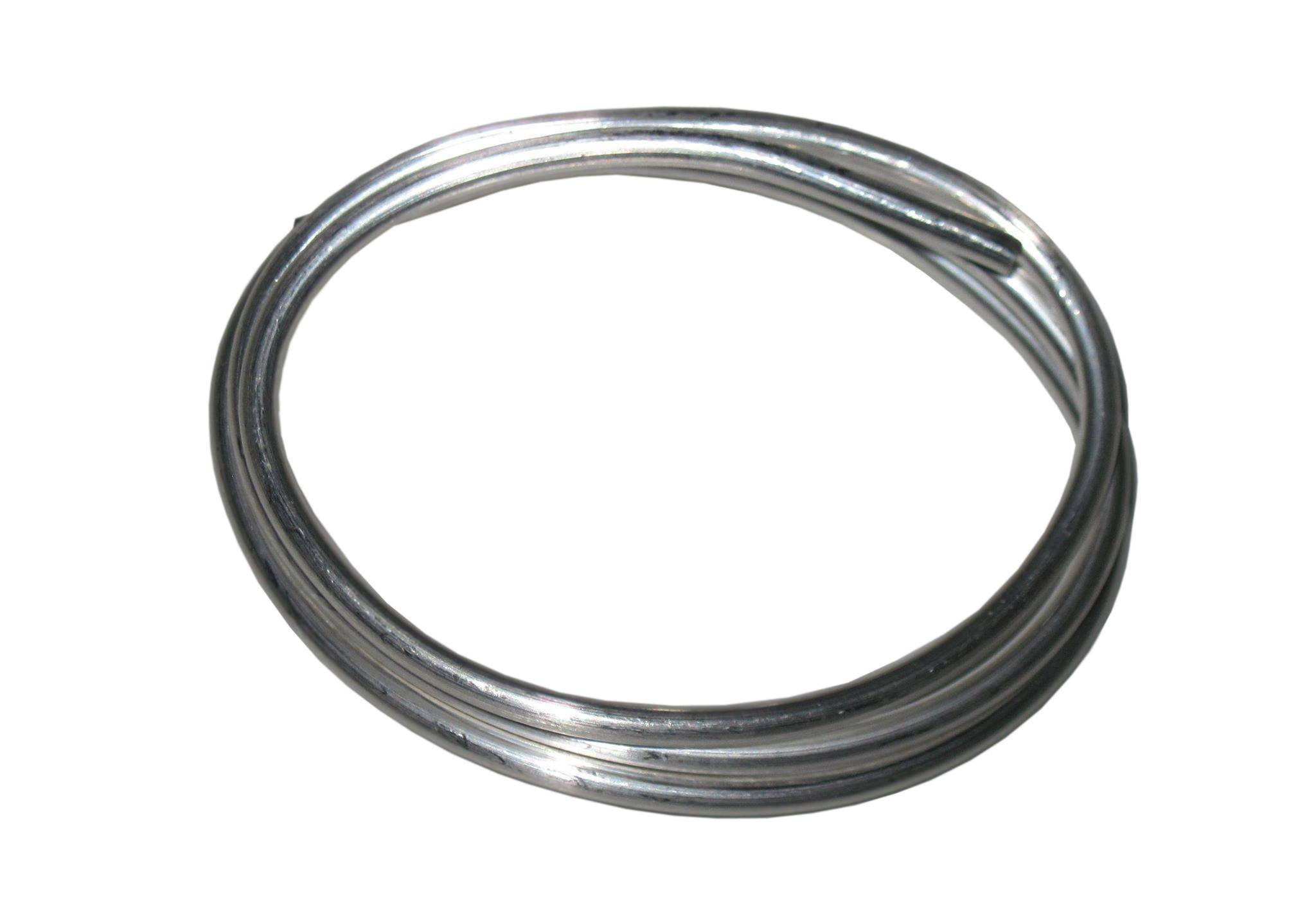 Atlasnova Pure Silver Wire 9999 (Not 999) 10 gauge 1oz 20 Inches