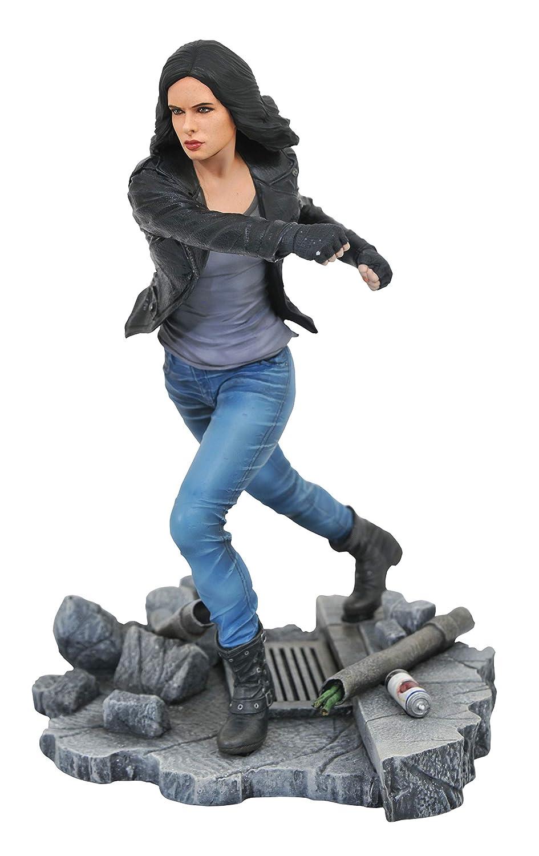 Diamond Select The Defenders Marvel TV Gallery PVC Statue Jessica Jones 23 cm