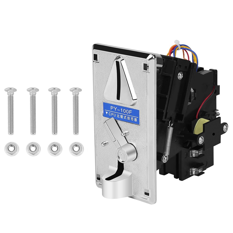 Selector de Moneda de CPU Aceptador de Monedas Eléctrónicas para Máquina Expendedora de Juego de Arcade