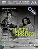Late Spring / The Only Son (DVD + Blu-ray)