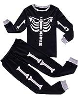 Amazon.com: Carter's Skeleton PJ Set (Toddler/Kid): Clothing