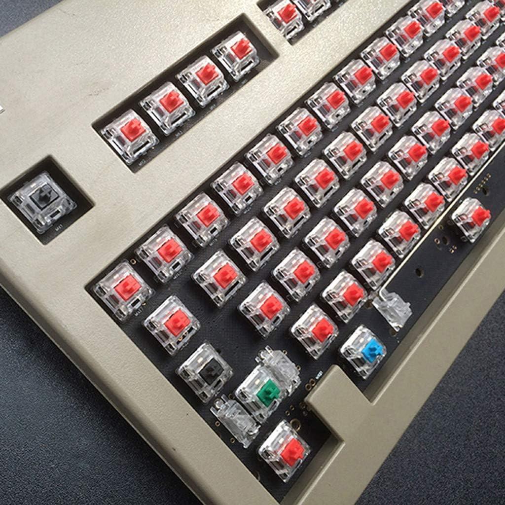 mengersty 104 OEM Mechanical Keyboard PCB Mounted Stabilizer Case 6.25u Modifier Key Plate