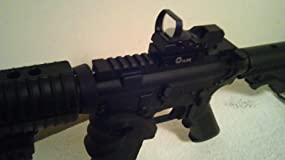 The sight scope is great; good and sturdy and easy to install