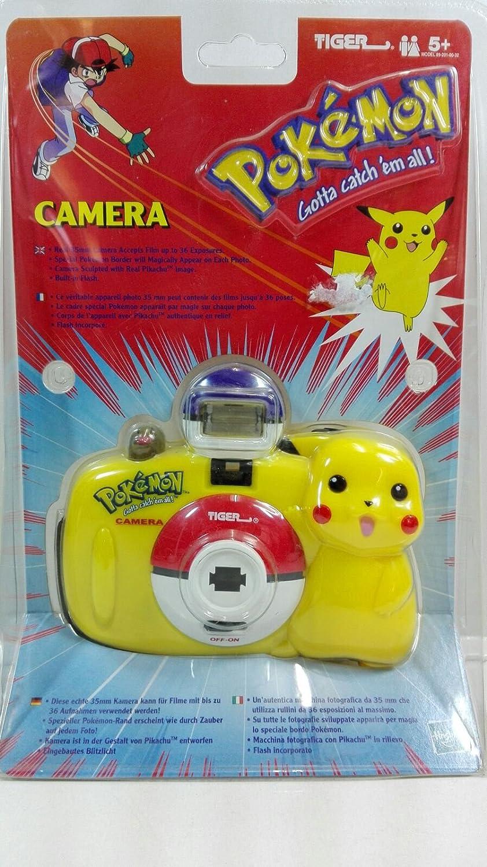 Pokemon 35mm Camera Tiger
