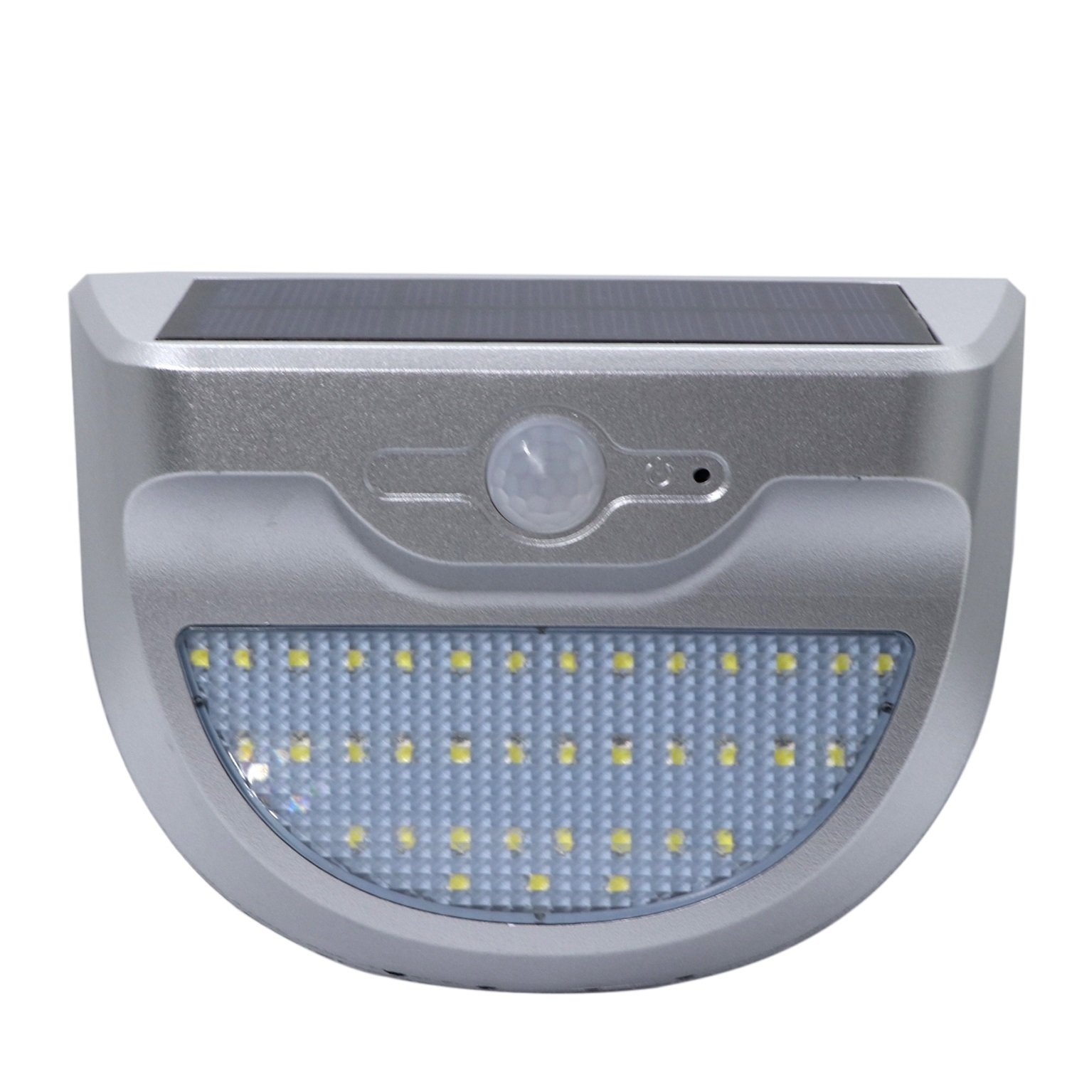 37LED 3.5Watts Waterproof LED Easy-to-Install Security Lights Solar Light Lamps Garden Lights Outdoor Landscape Lawn Lamp Solar Wall Lamps (1Pcs) Safety (Color : White)