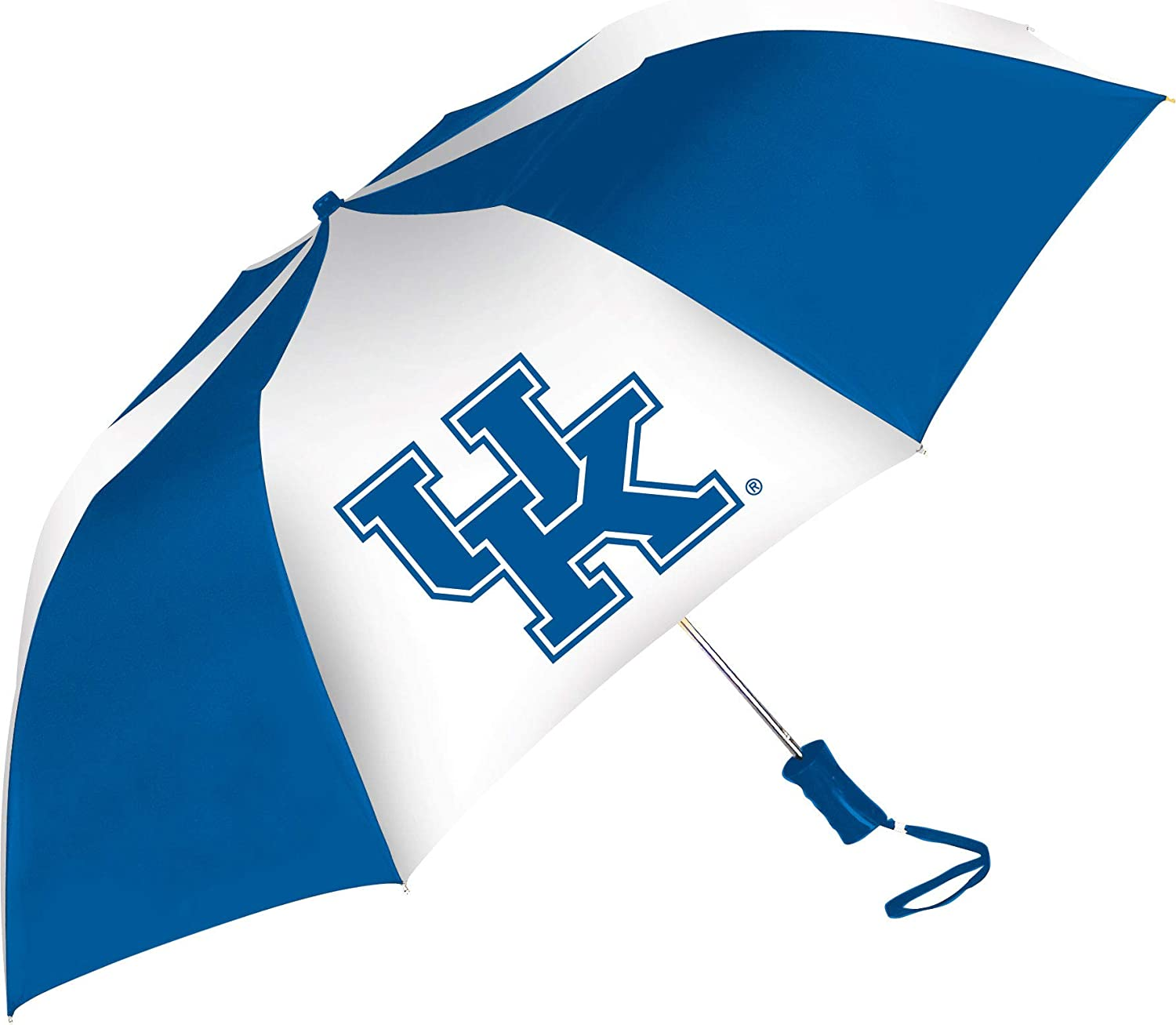 Storm Duds Kentucky Wildcats Sporty Two-Tone Umbrella : Sports & Outdoors